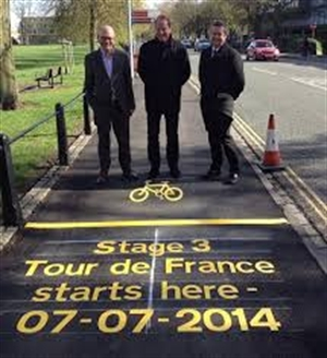 Le Tour de France visits Cambridge