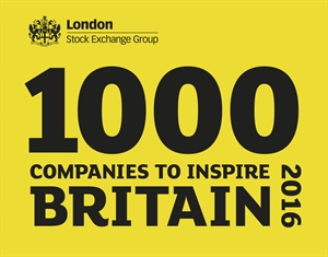 Cambridge Commodities Identified in London Stock Exchange's 1000 Companies to Inspire Britain