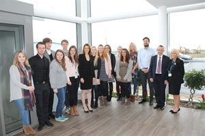 Cambridge Commodities Developing Apprentices into Leaders