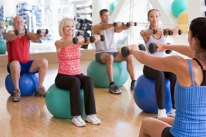 Study: Protein Based Supplement Could Help Muscle Strength in the Elderly