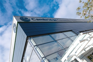 Cambridge Commodities Named in Cambridgeshire Ltd's Top 100