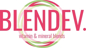 Cambridge Commodities Launches BLENDEV.® Vegan-Suitable Vitamin and Mineral Blend Range