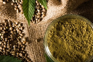 The next big thing in plant-based proteins - hemp protein 65%
